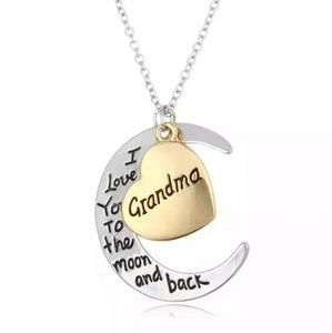 """Jewelry - You Pick """"I love You To The Moon And Back"""""""